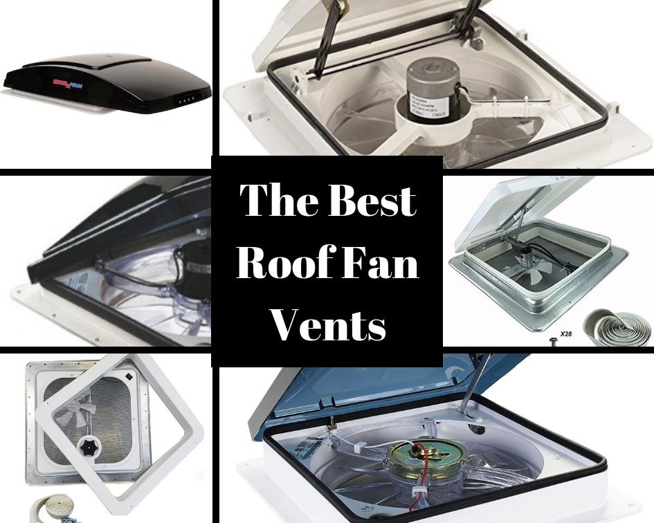 Van Roof Vent Selection Guide - Weekender Van Life